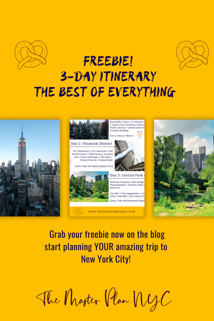 3-Day Itinerary: The Best of Everything for first timers